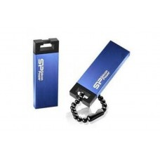 USB 16GB Silicon Power 835 синий, металл